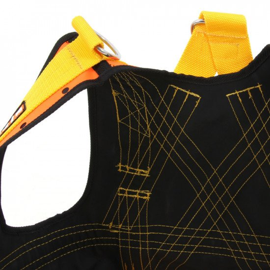 Close up of the inside of the R-Vest