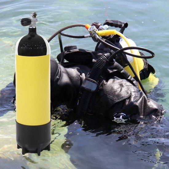300 Bar Faber Steel Cylinder Diving Tanks