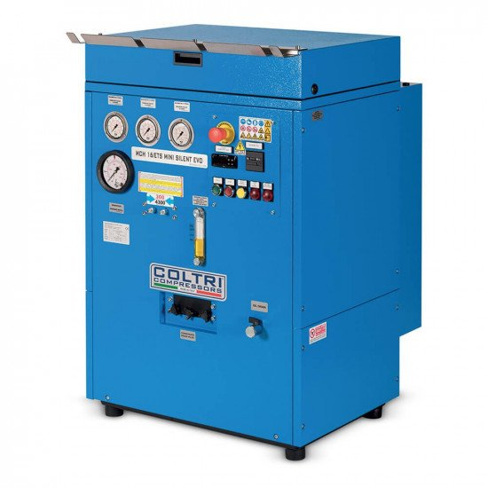 MCH 13/16 ETS Mini Silent EVO Compressor | Northern Diver UK | Filling Station Compressors