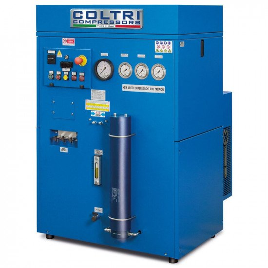MCH 13/16/18 ETS Super Silent EVO Tropical | Northern Diver UK | Filling Station Compressors
