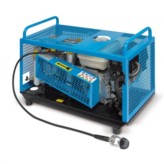 MCH 6 SH EU Compact Compressor | Northern Diver UK | Portable and Paintball Compressors
