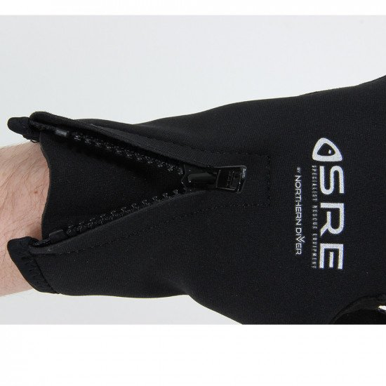 SRE Glove - zip open