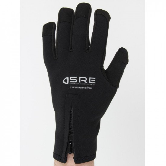 SRE 2mm Amara palm zipped glove