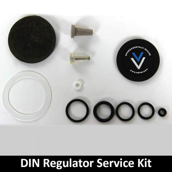 Din Regulator Service Kit