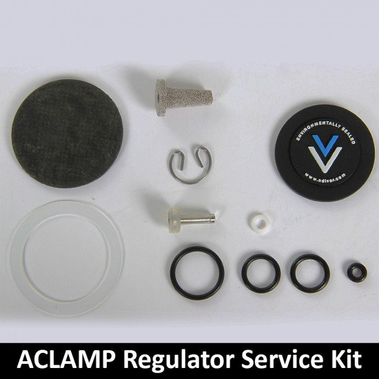 Aclamp Regulator Service Kit