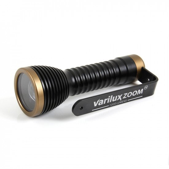 Varilux Zoom Rechargeable Dive Torch