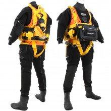 Our Northern Diver R-Vest with slider buckles
