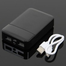 3.7V Portable Power Bank Charger