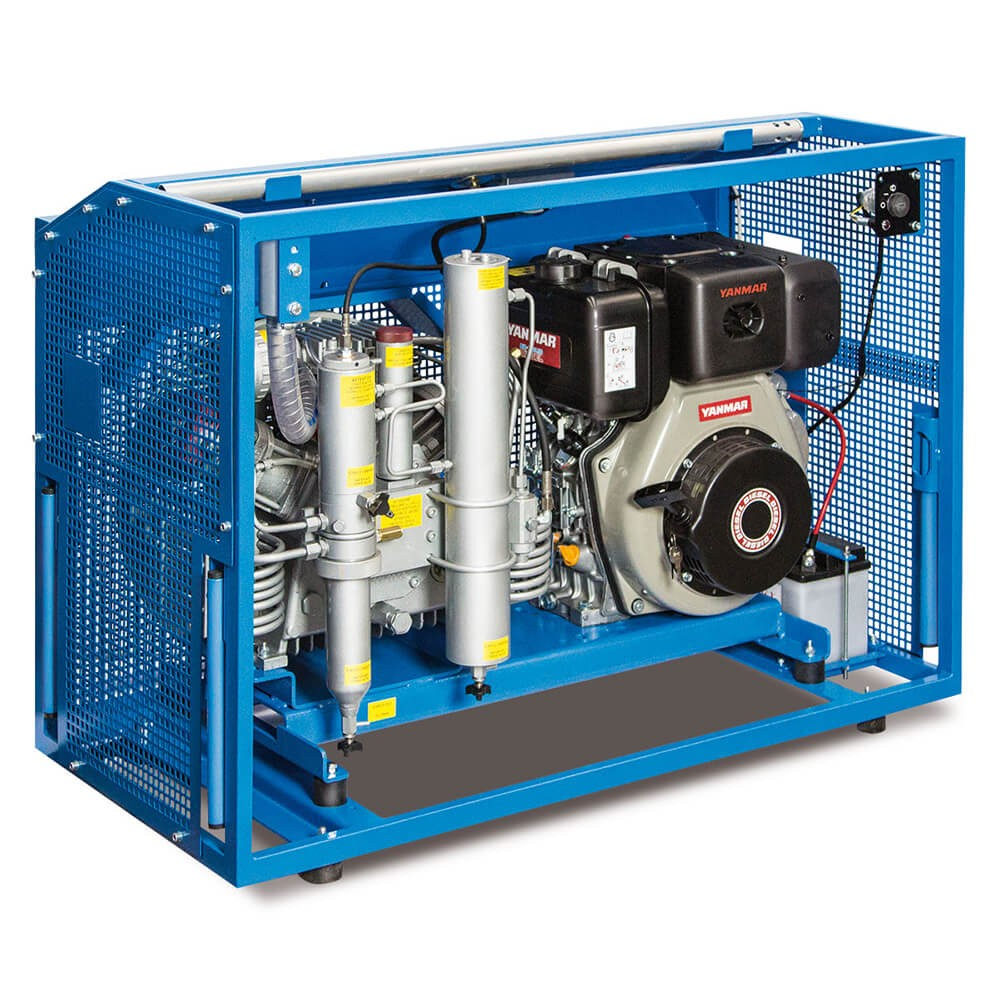 MCH 13/16 DY Tech Compressor  | Northern Diver UK | Filling Station Compressors