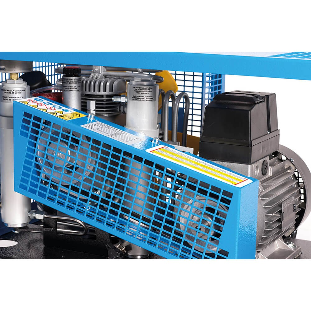 MCH 6 ET Compact Compressor | Northern Diver UK | Portable and Paintball Compressors