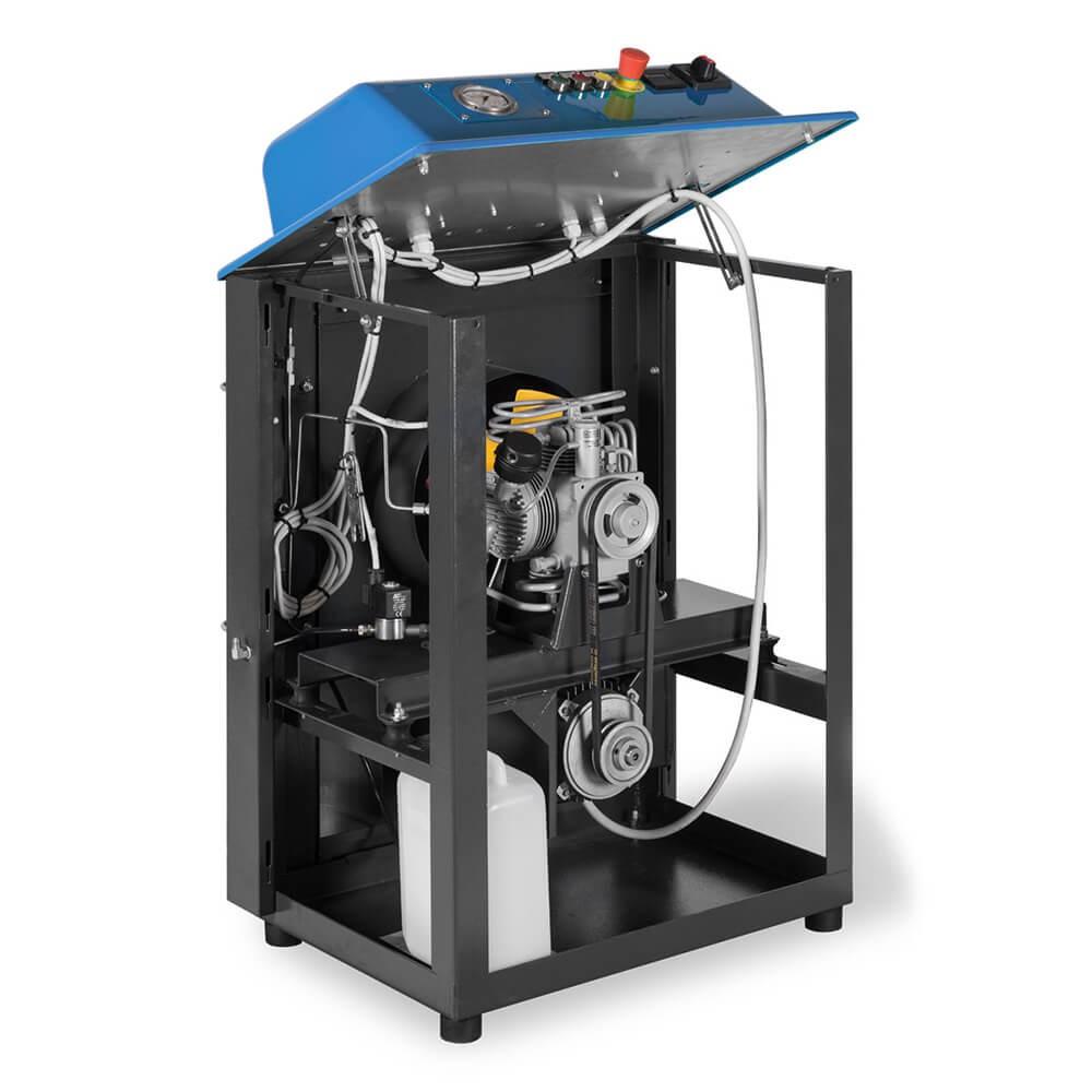 MCH 6 ET Silent Compressor   Northern Diver UK   Portable and Paintball Compressors