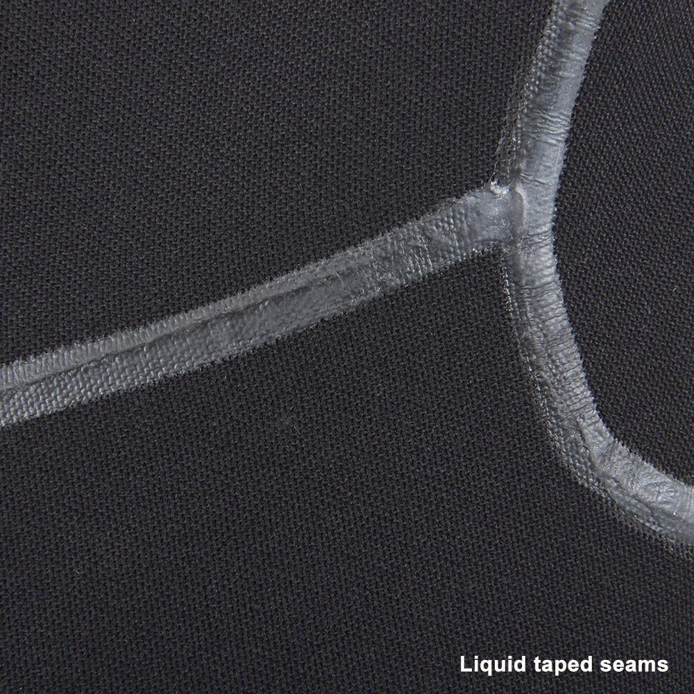 Divemaster Commercial liquid taped seams