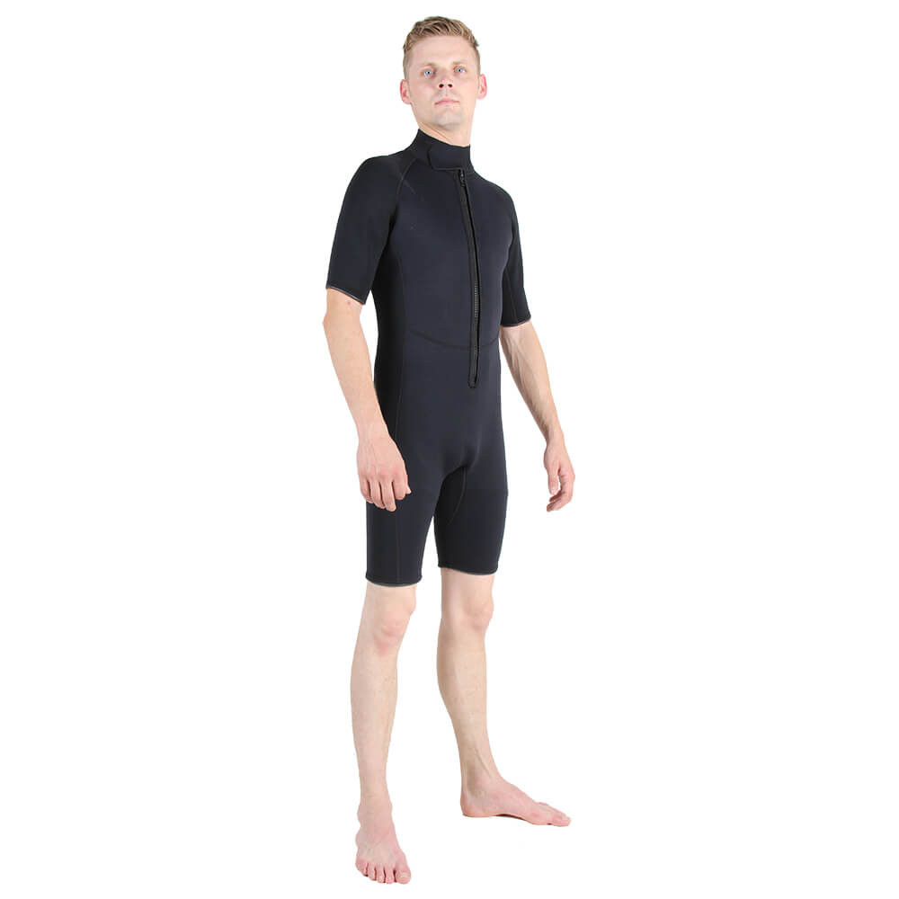 3/5mm Tropical Wetsuit - shortie only