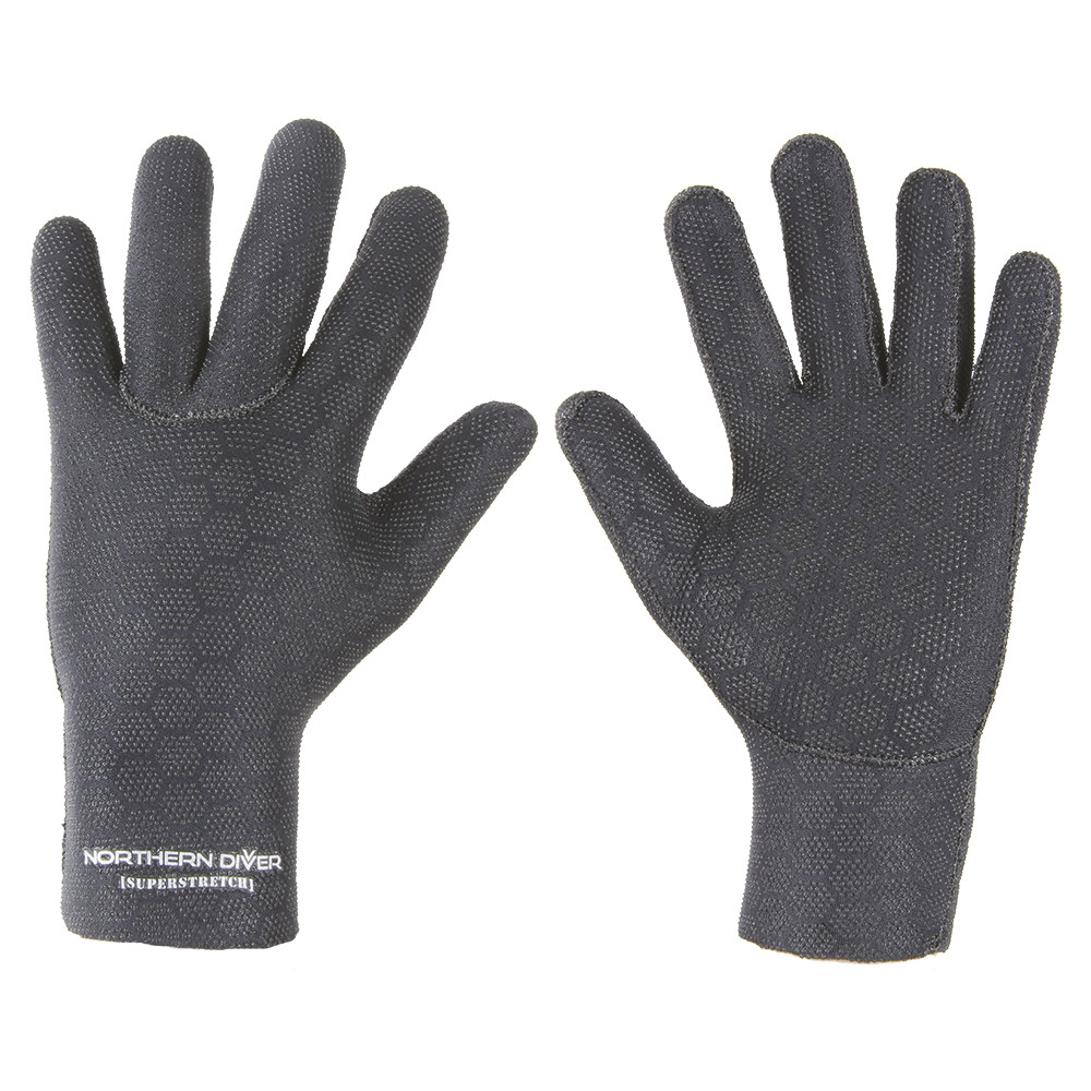 Superstretch Gloves from Northern Diver