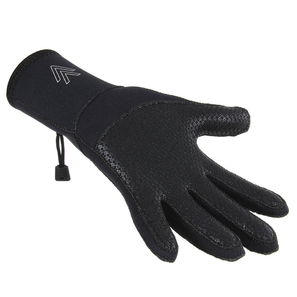 Optimum gloves, black version pictured