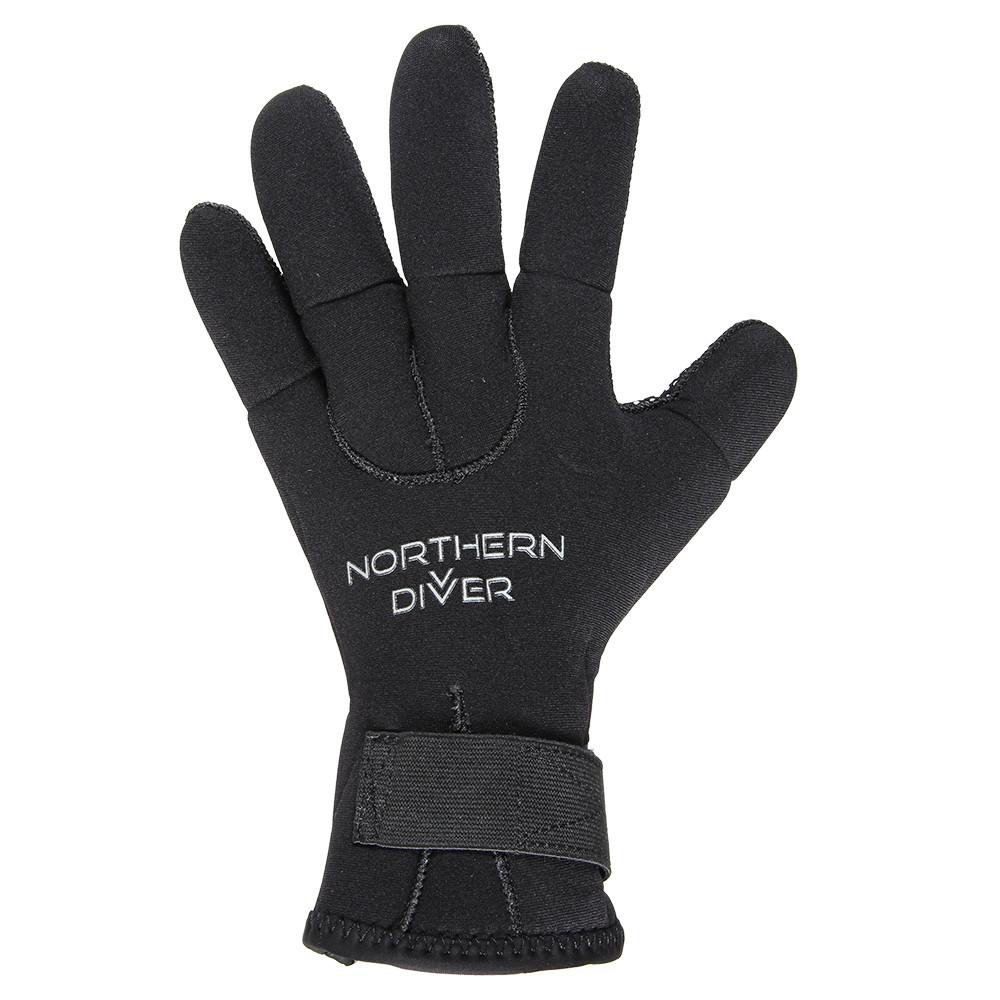 3mm Neoprene Gloves - back of hand