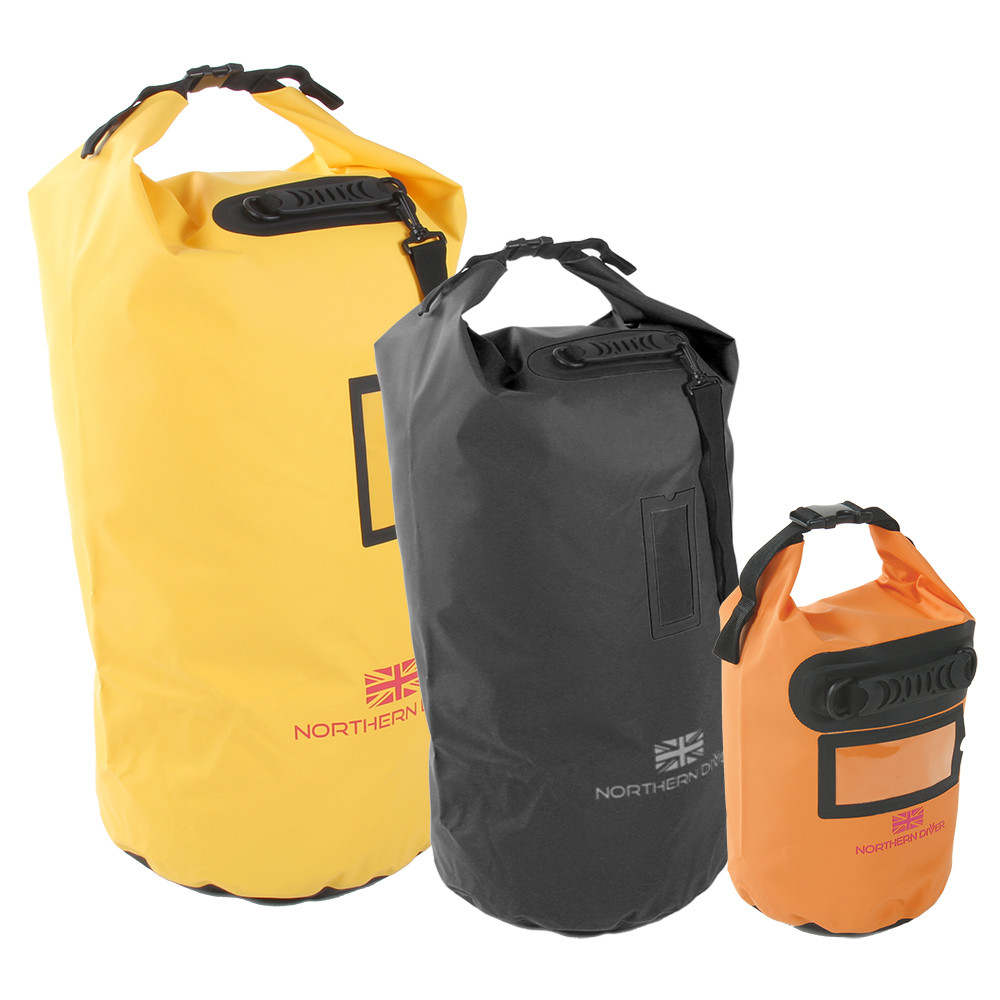 Roll top dry bags